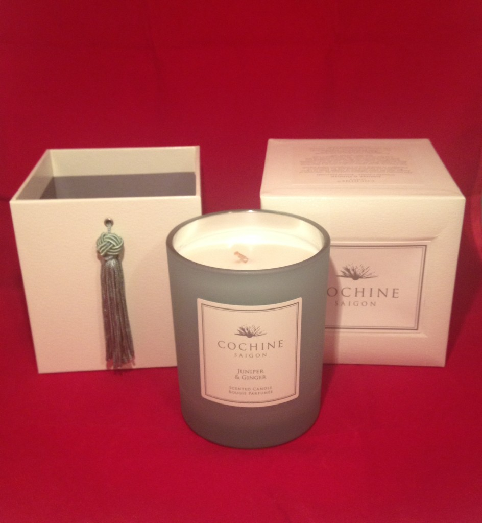 Gorgeous fragrance: Cochine