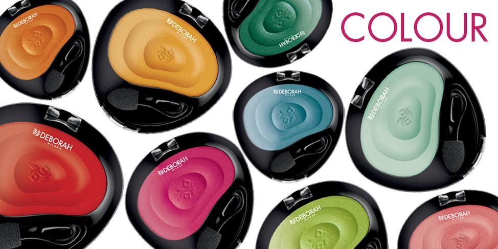 Colour any way you like it: Deborah Milano