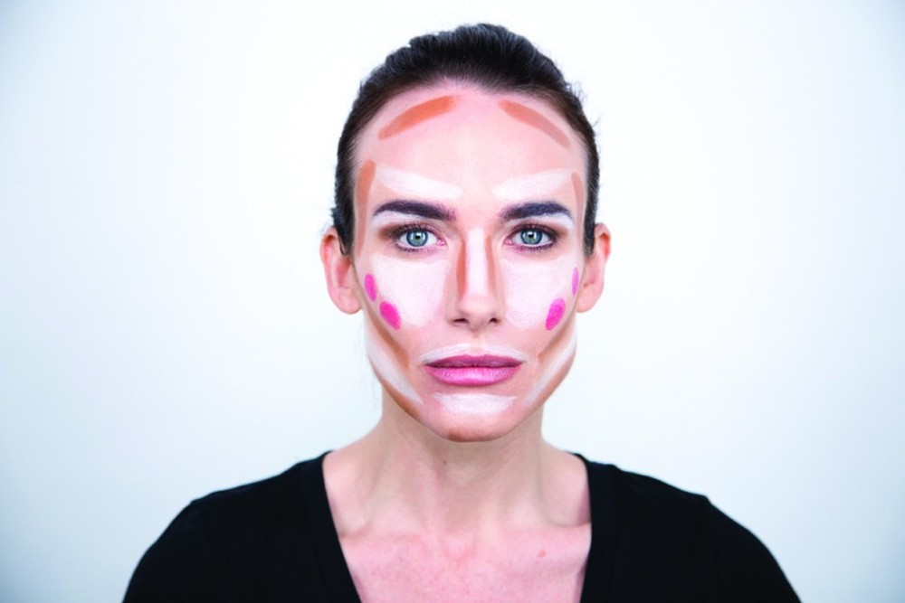 Warpaint at the ready: Studio 10