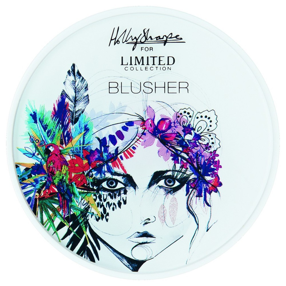 Brightening up your make-up bag: Holly Sharpe for Marks & Spencer