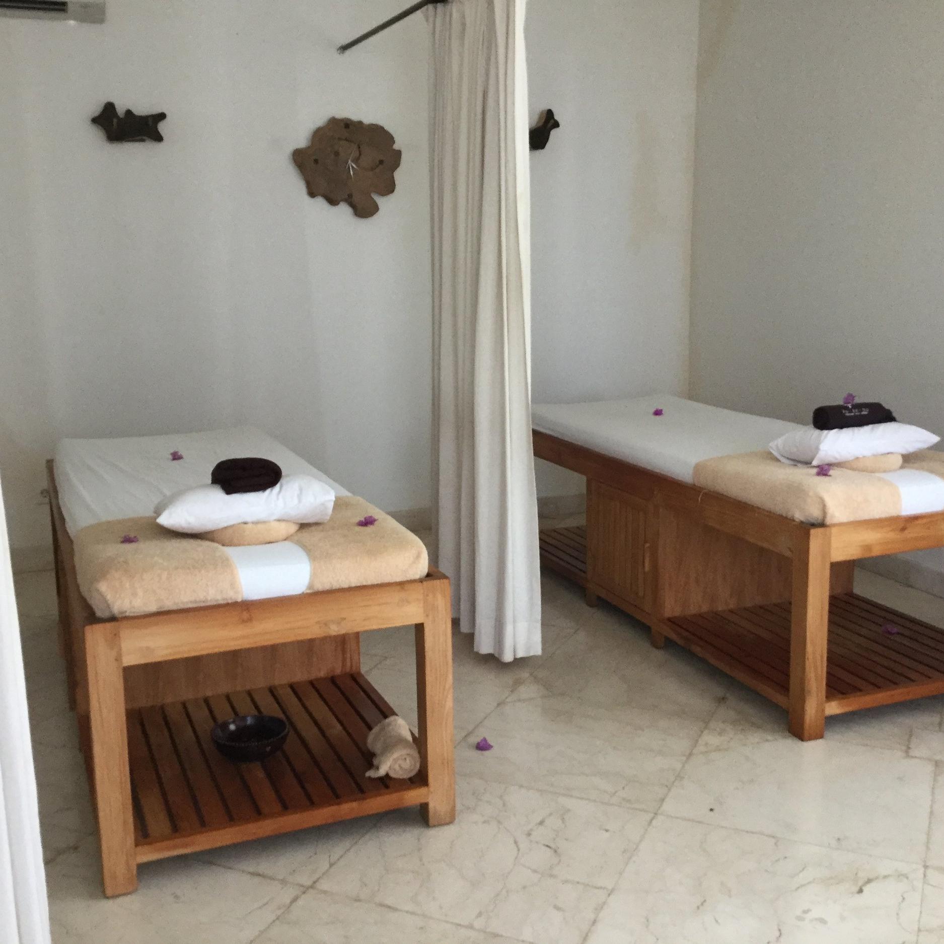 Beautifully basic - the spa at Kokomo Gili Gede