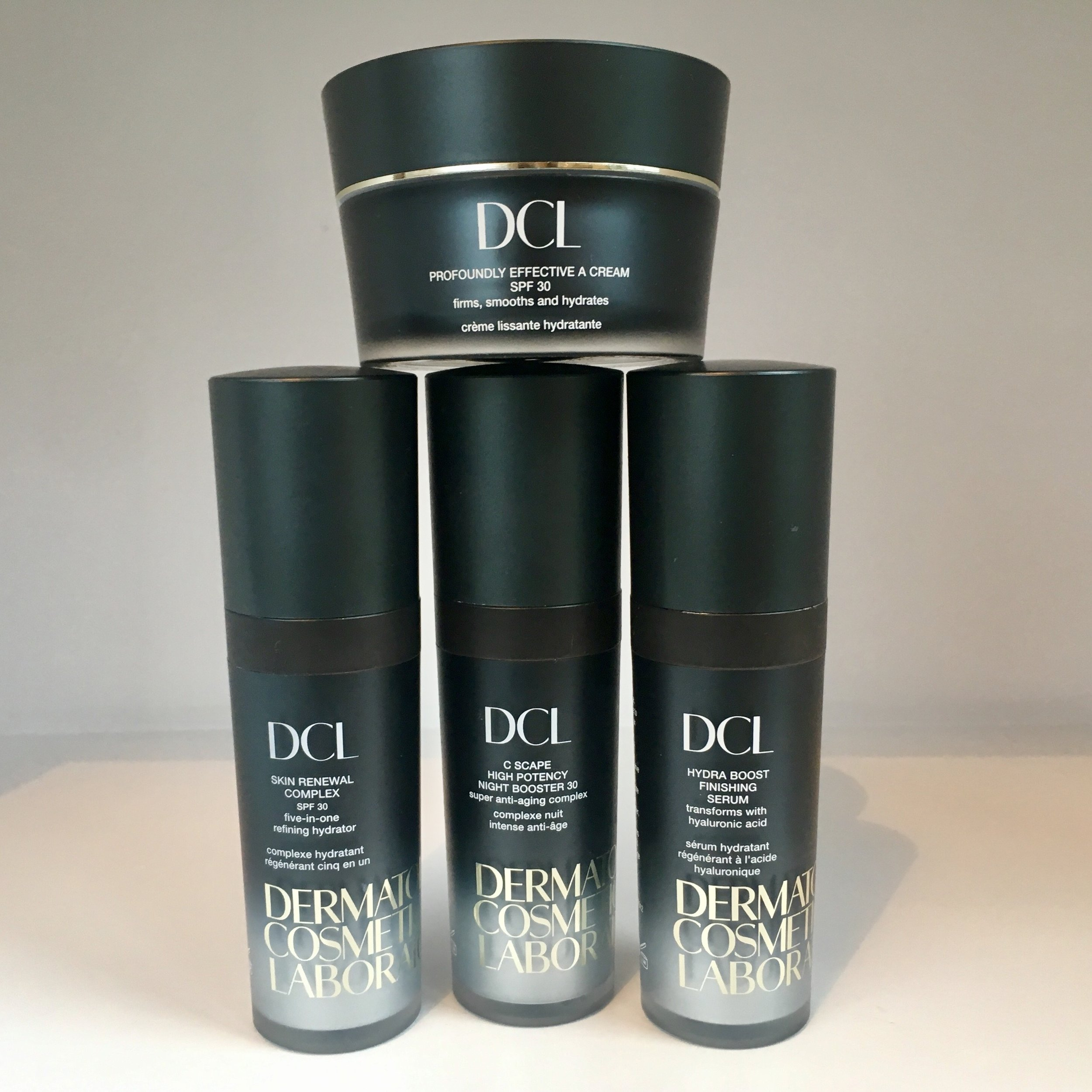 DCL skincare: great products with serious ingredients