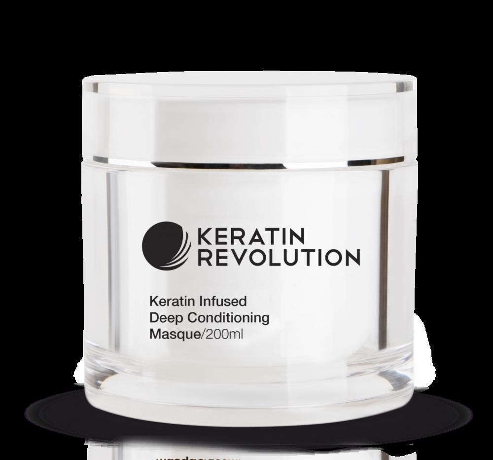 Super smooth: Keratin Revolution Masque