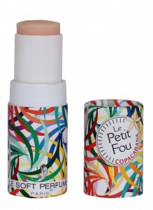 Pretty and potent: Le Soft solid perfume