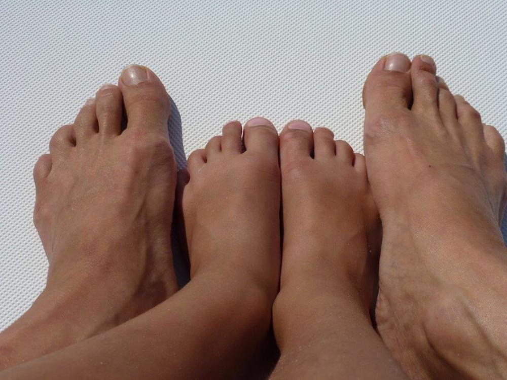 Happy feet, happy body: Bodyflow