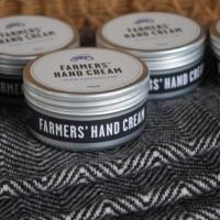 A touch of lavender: Farmer's Hand Cream