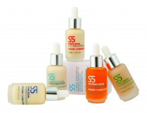 To the power of five: S5 serum range