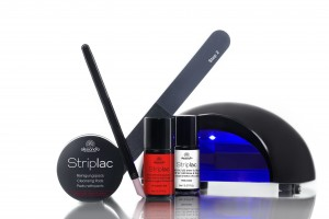 The kit: Striplac