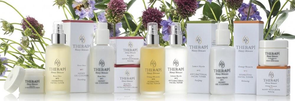 Honey-based skincare