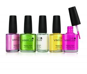 Long-lasting: Vinylux