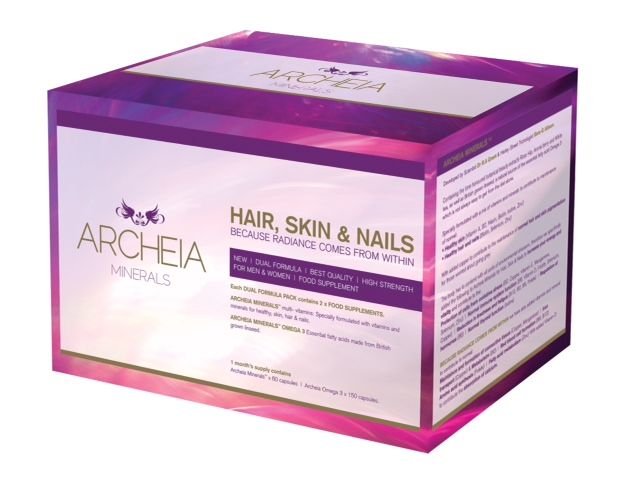 All the minerals - and vitamins, and oils - that you need: Archeia