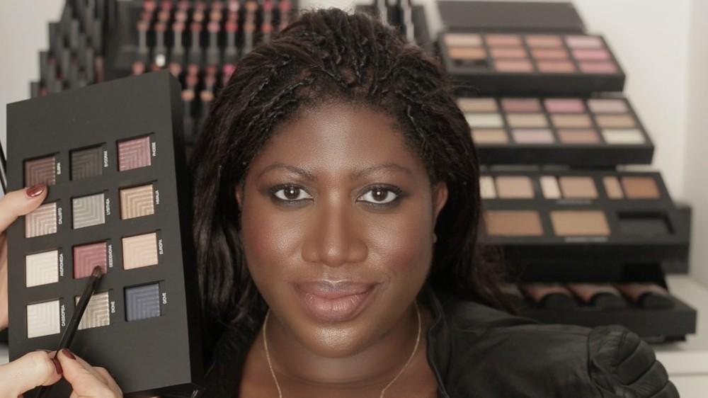 Ateh Jewel, of Jewel Tones: beauty for darker skin personified!