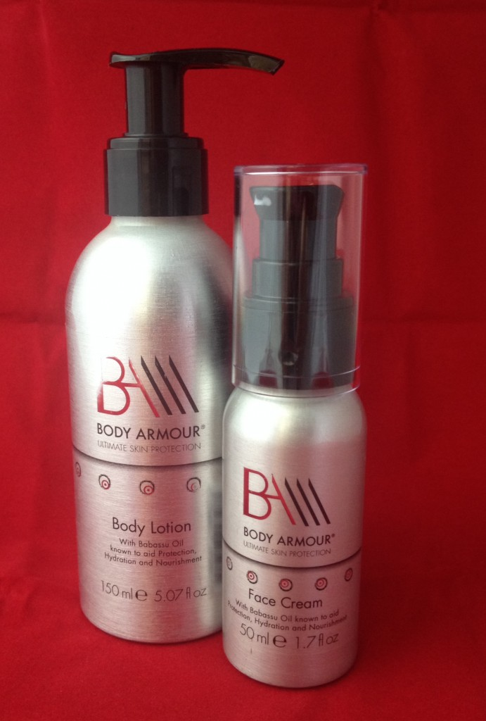 Protection for your skin: Body Armour