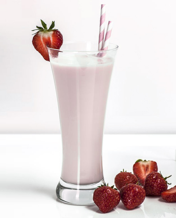 High in fibre and protein, low in sugar and calories: Be Skinny Drink Me