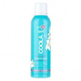 Spray on Sun Protection - how Coola is that?