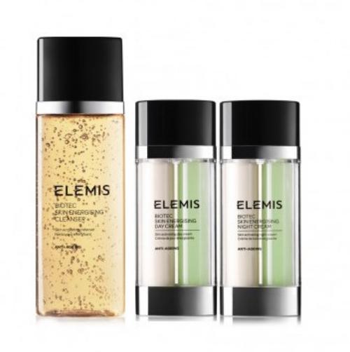 Elemis Biotec: slick design, together with skin-energising formulas