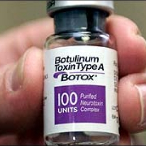 Each vial of Botox is tiny. Image from ConsultingRoom.com