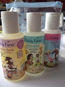 Farm-fresh: Childs Farm Cleaning Kit