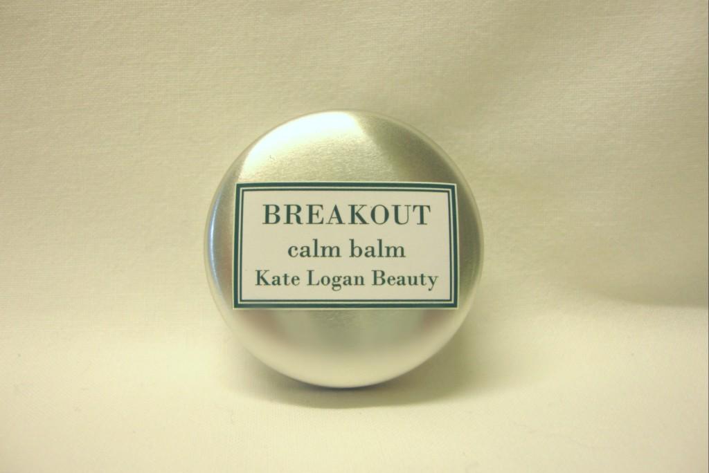 Skin calming balm: Kate Logan