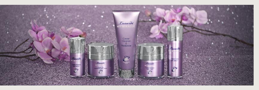 Miracle creams: Lusardi My Miracle