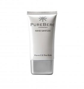 Super-sanitiser: Pureberg