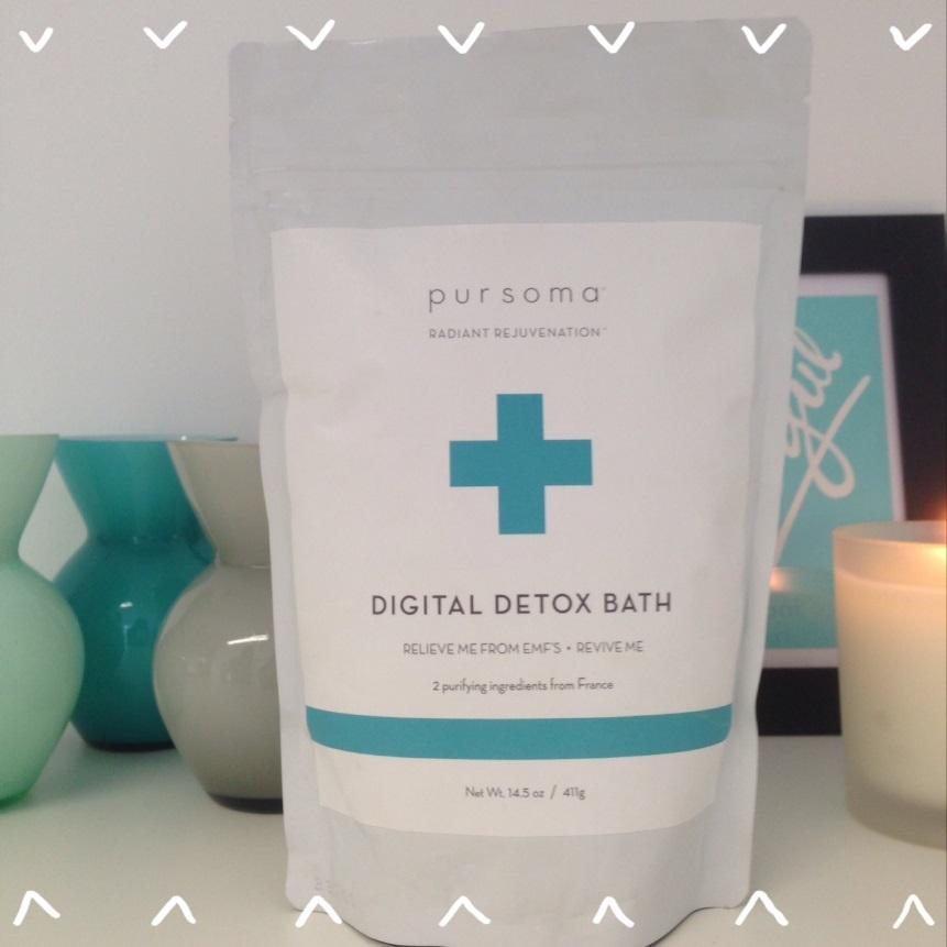 Soak away those electronic stresses: Pursoma