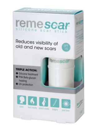 Claims to soften scars old and new: Remescar