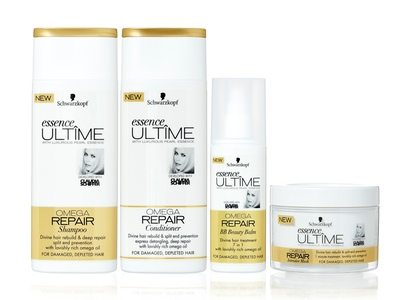 For hair like Claudia? Essence Ultime