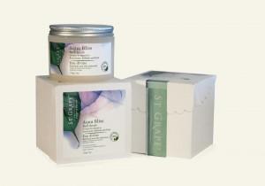 Gentle skincare perfect for sore skin.