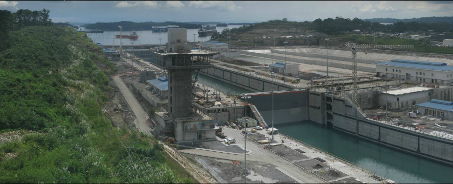 Panama Canal Expansion Locks