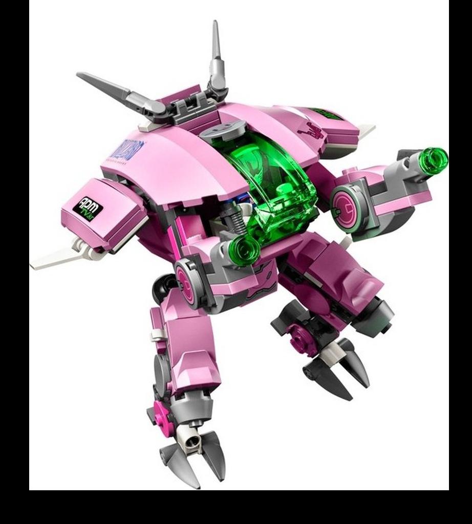 Pink, Overwatch, D.Va