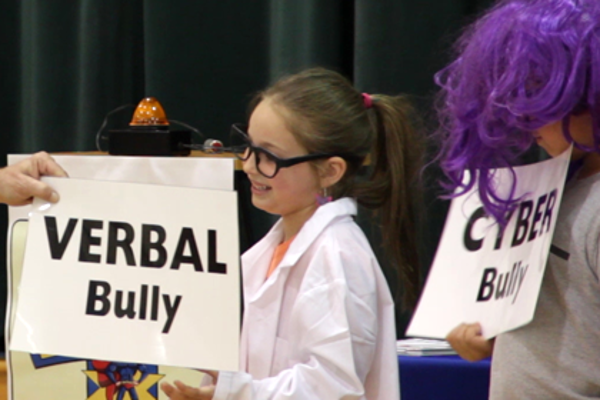 No Bully Zone Anti-Bullying Assembly for Kids