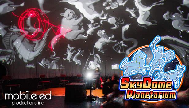 Bring the Planetarium to You | SkyDome Planetarium