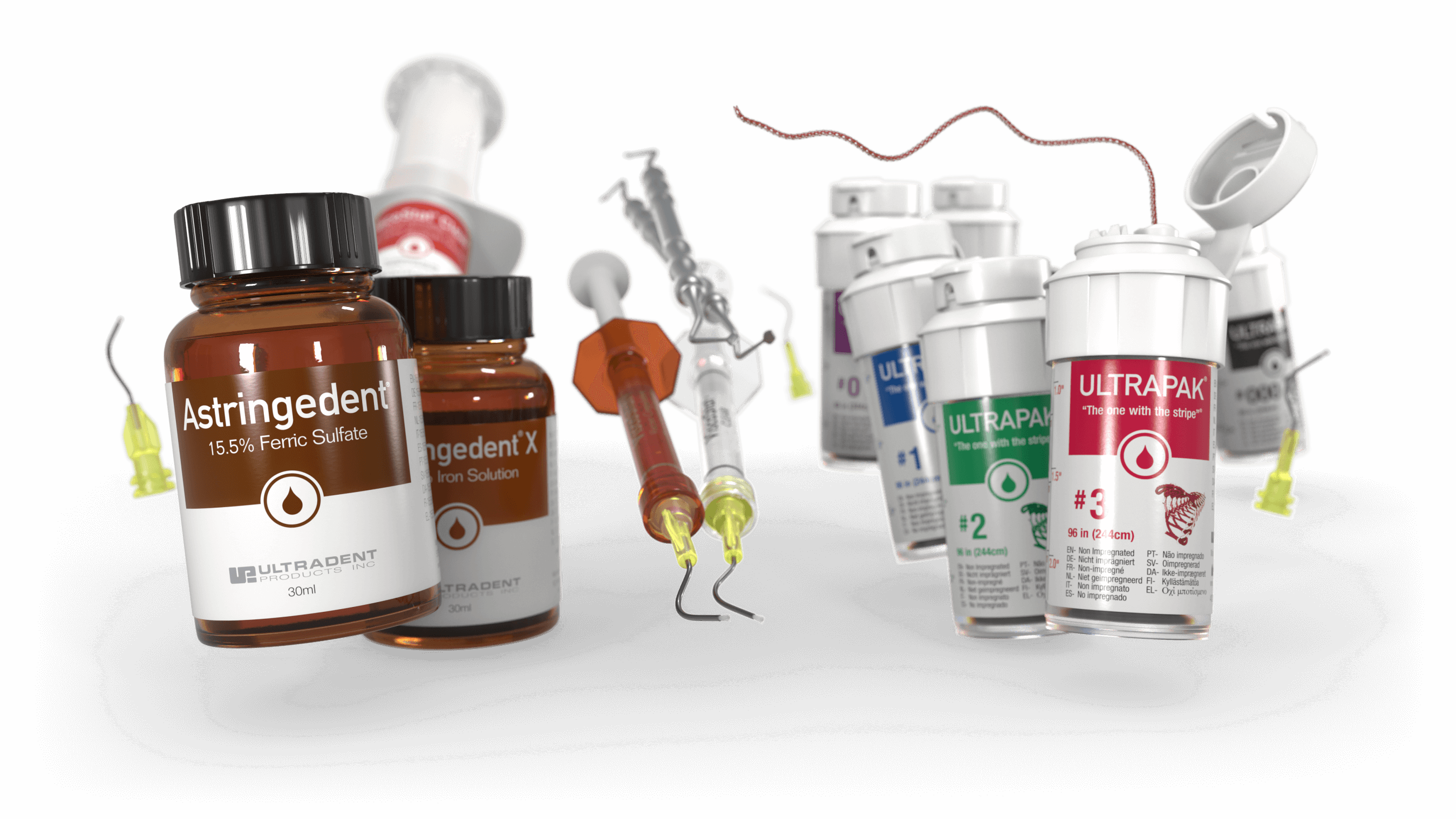 Ultradent Tissue Management Products