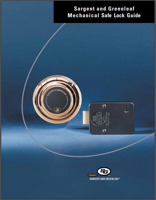 Mechanical Safe Lock Guide