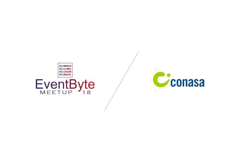 Conasa participa en EventByte Meetup 18, el mayor evento tecnológico profesional de Navarra