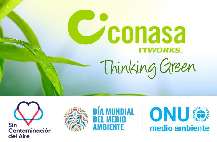 Conasa celebra el Día del Medio Ambiente