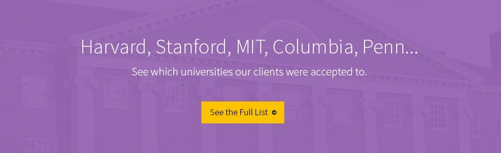 Which law school admissions consulting service is best and why?