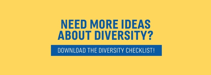 Download the diversity checklist!