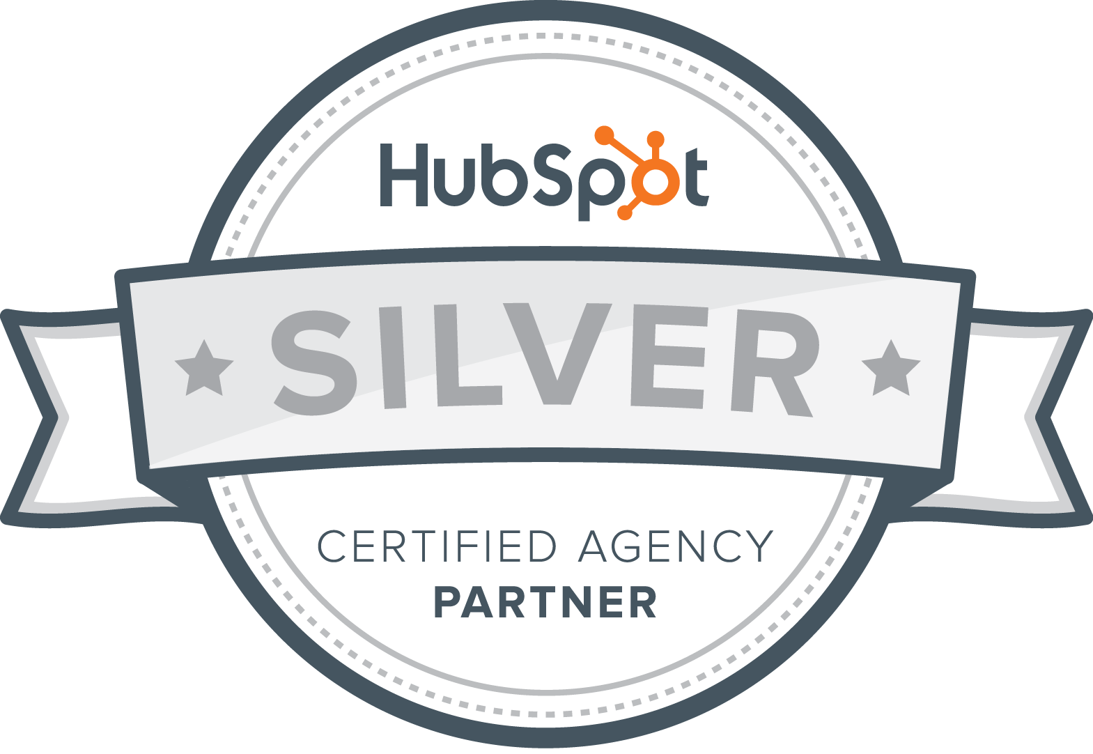 Certification Hubspot Silver