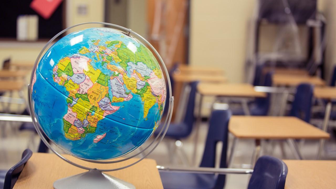 Licenciatura em Geografia