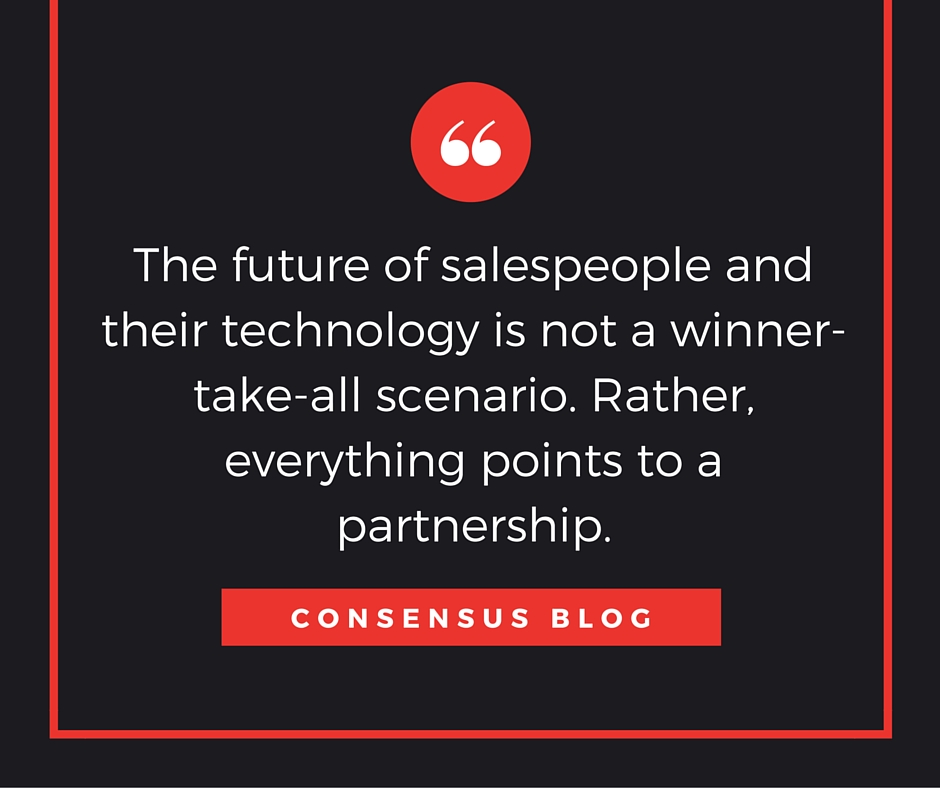 Sales Software Still Needs Effective Salespeople