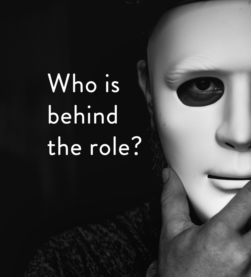 Who is the real person behind the role?