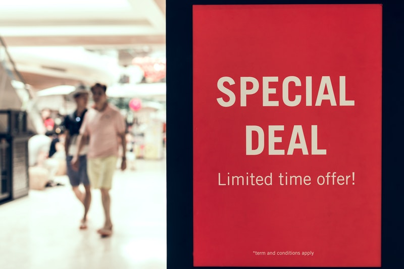 3 Tricks to Offering Gimmick-free Special Deals