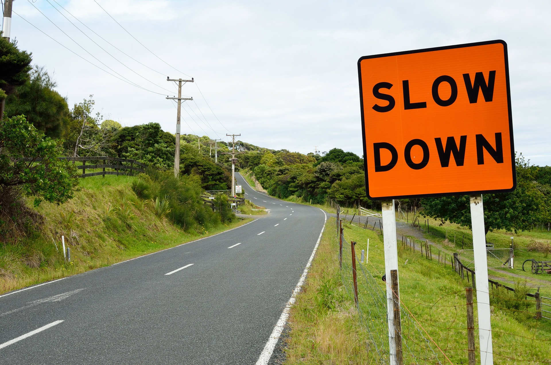 To Close a Sale, Slow Down Just a Little