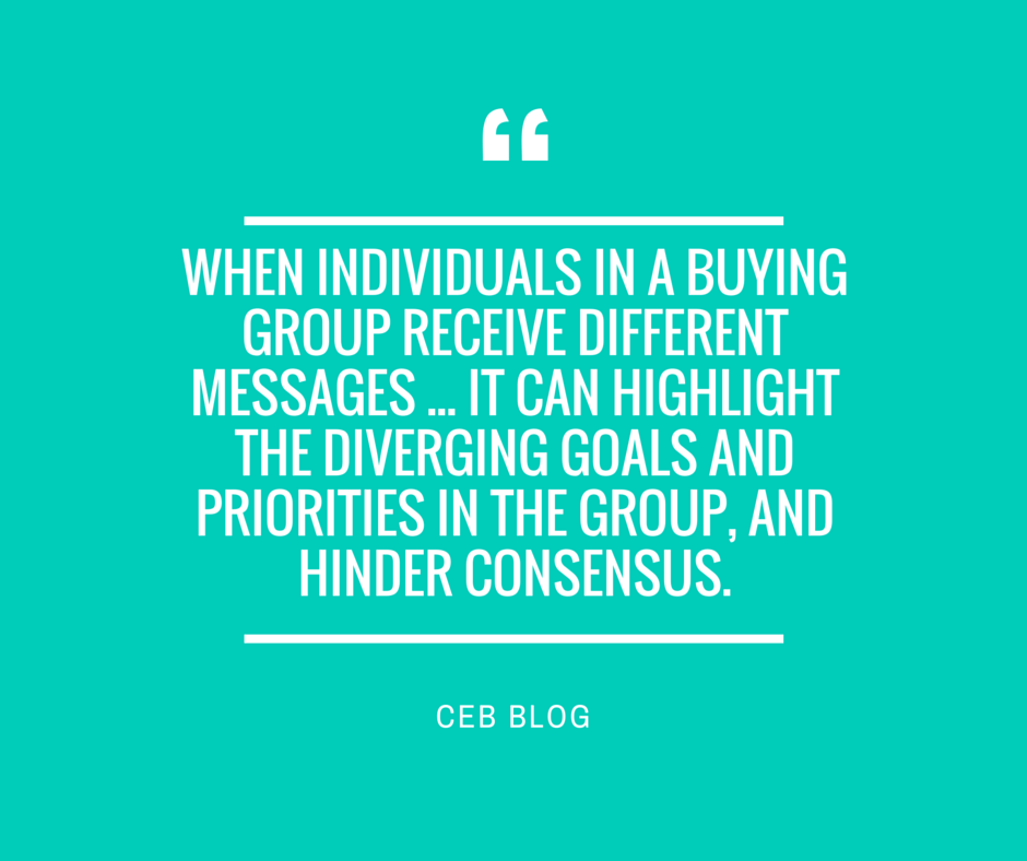 Is Your Sales Content Personal But Still Sending Mixed Messages?