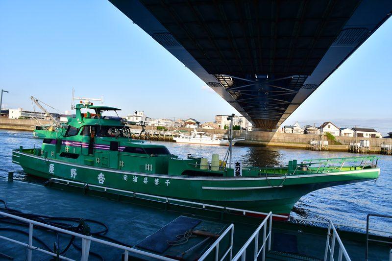 【東京湾の餌木タコ(エギタコ)入門】吉野屋の大型船