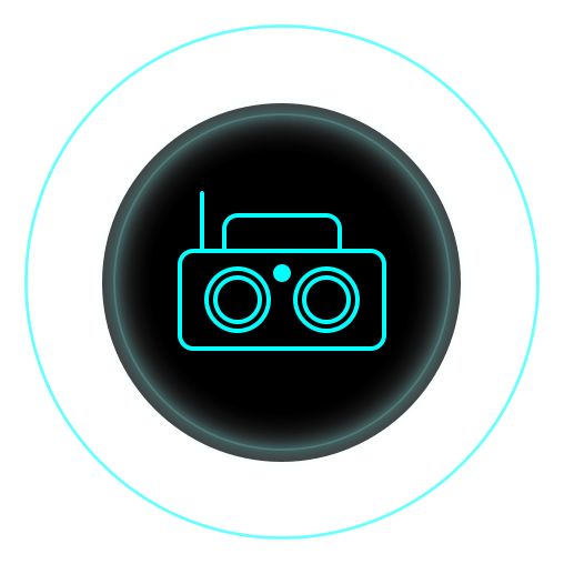 Icon of a Radio
