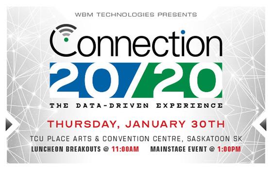 WBM Technologies Presents Connection 2020