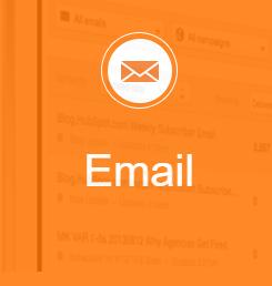 Hubspot là gì - Tính năng - Email